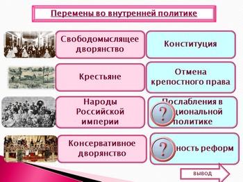 Презентация по истории России Внутренняя политика Александра i  Презентация по истории России Внутренняя политика Александра i 1815 1825 гг