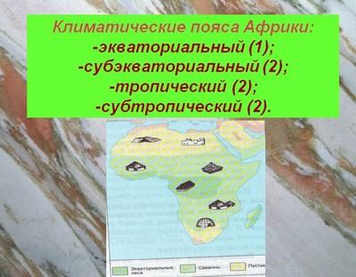 Презентации по географии скачать бесплатно Презентация по географии Географическое положение Африки